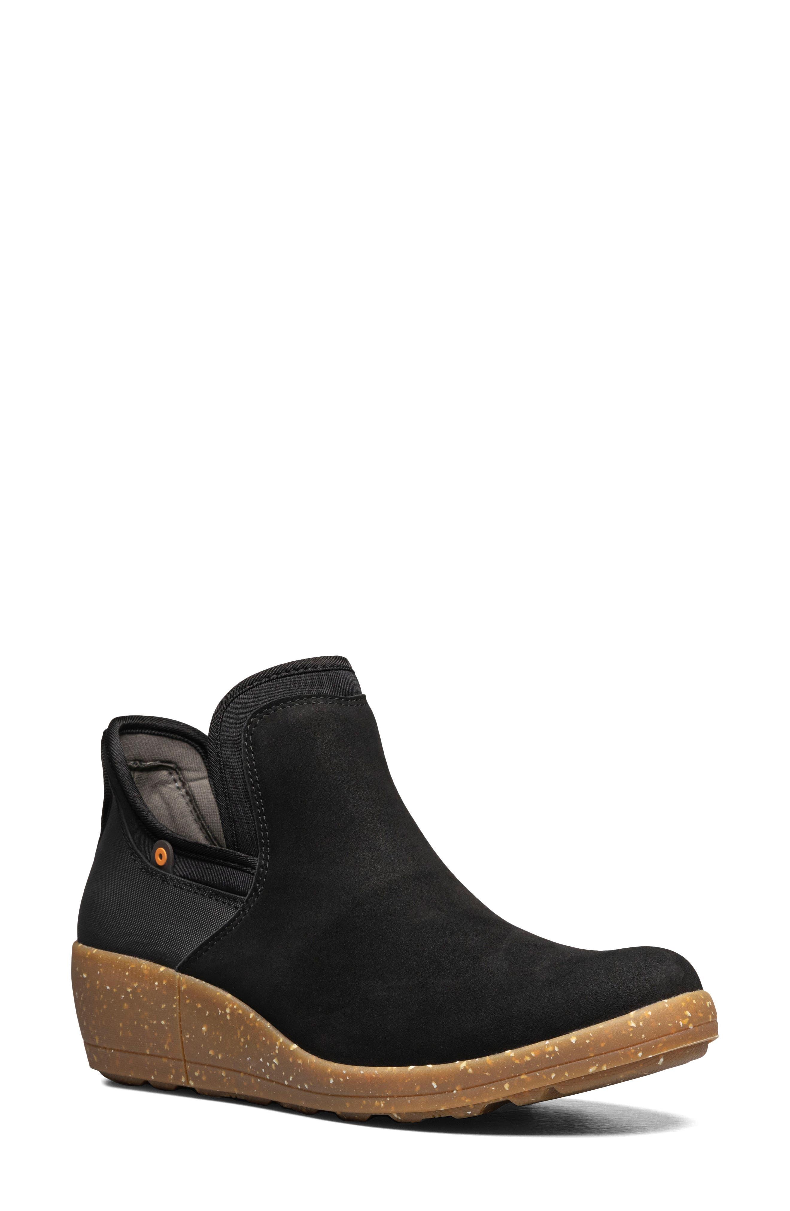 Vista Waterproof Wedge Rain Boot