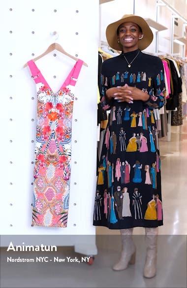 Kloeey Samba Body-Con Dress, sales video thumbnail
