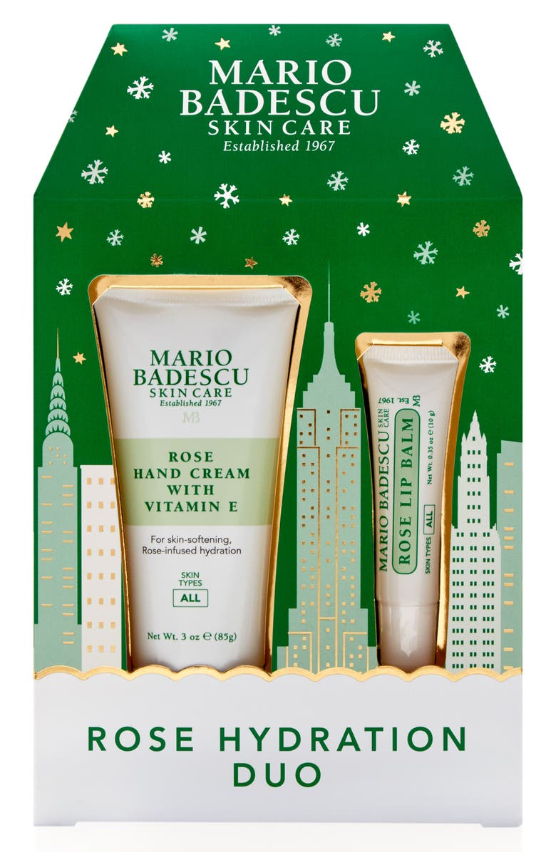 MARIO BADESCU Rose Hydration Duo, Main, color, NO COLOR
