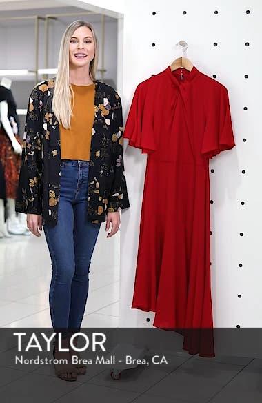 Asymmetrical Midi Dress, sales video thumbnail