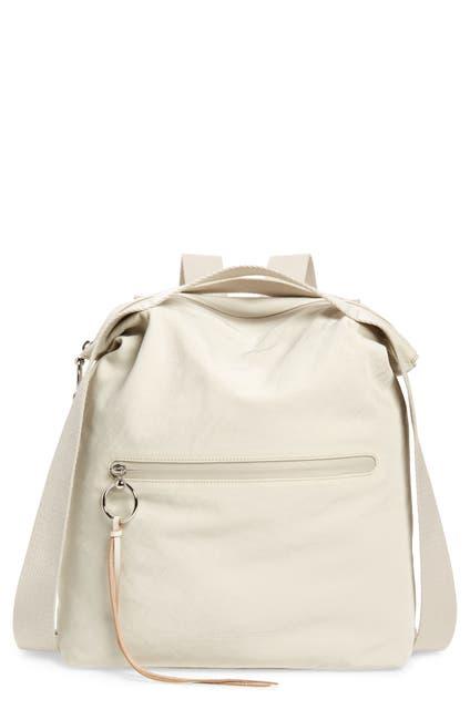 Image of Rebecca Minkoff Nylon Convertible Backpack