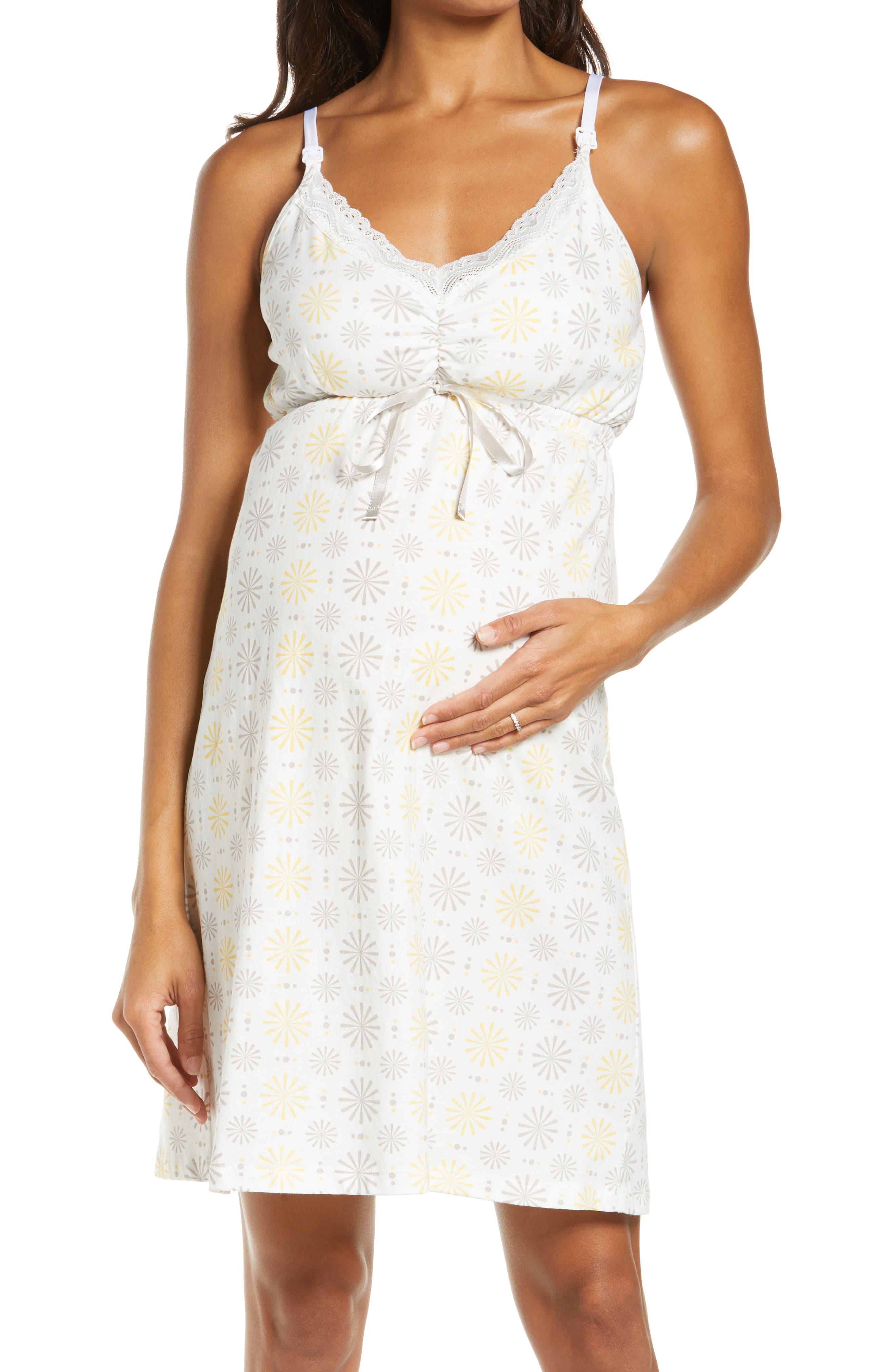 Starlet Maternity/nursing Chemise