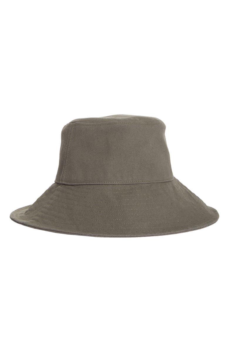 RAG & BONE Bucket Hat, Main, color, SAFARI