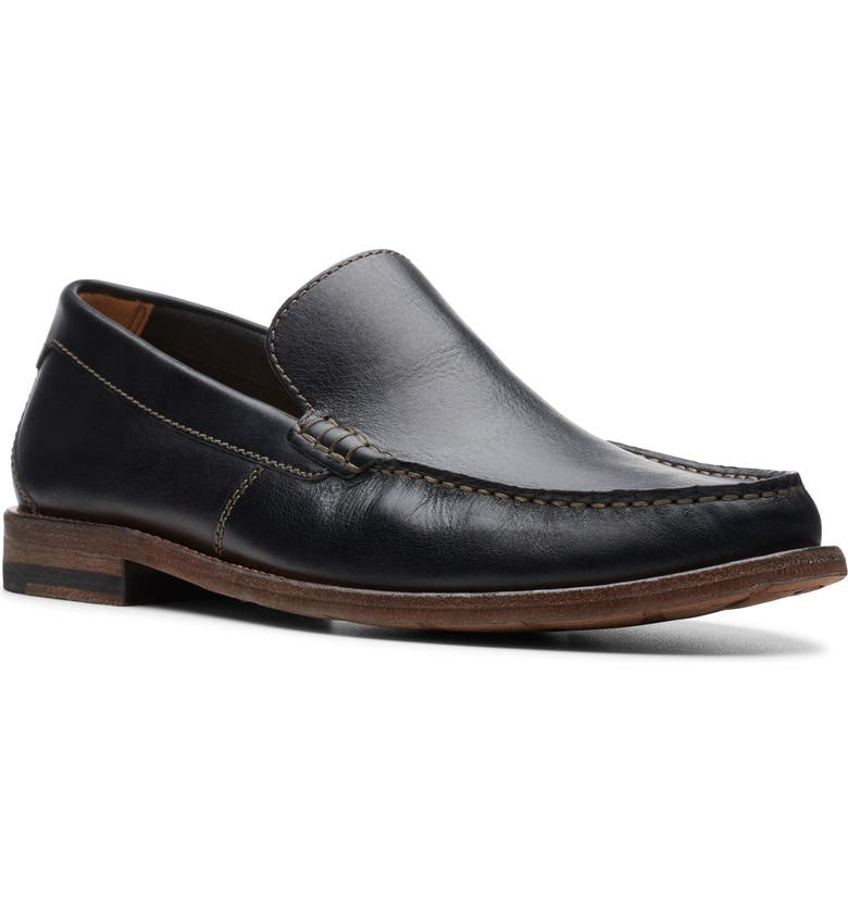 CLARKS<SUP>®</SUP> Pace Barnes Loafer, Main, color, 003