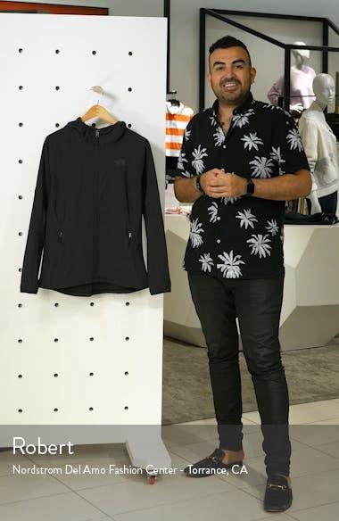Apex Nimble Hooded Jacket, sales video thumbnail
