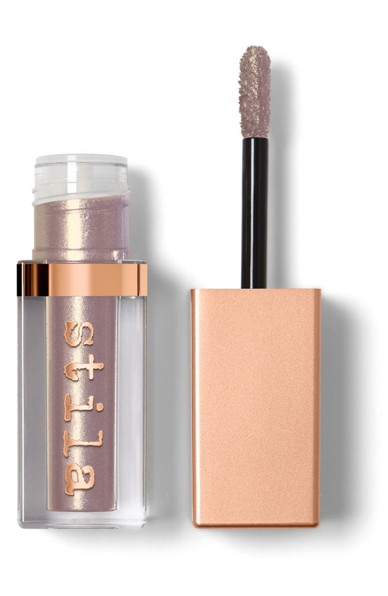 STILA Shimmer & Glow Liquid Eyeshadow, Main, color, CLOUD