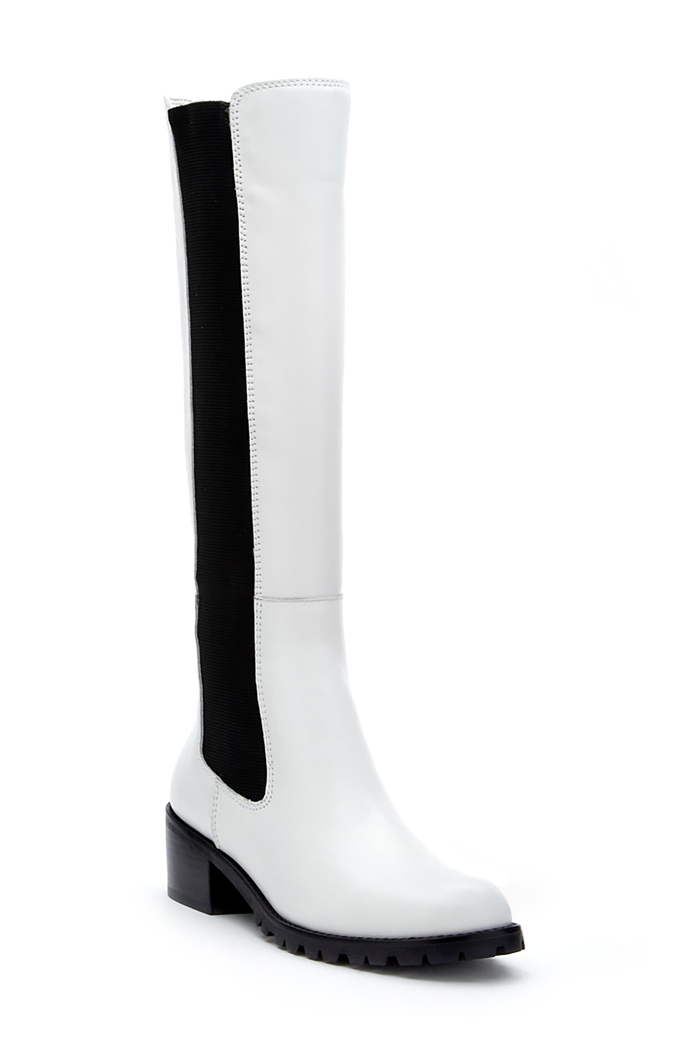 Ryder Knee High Chelsea Boot