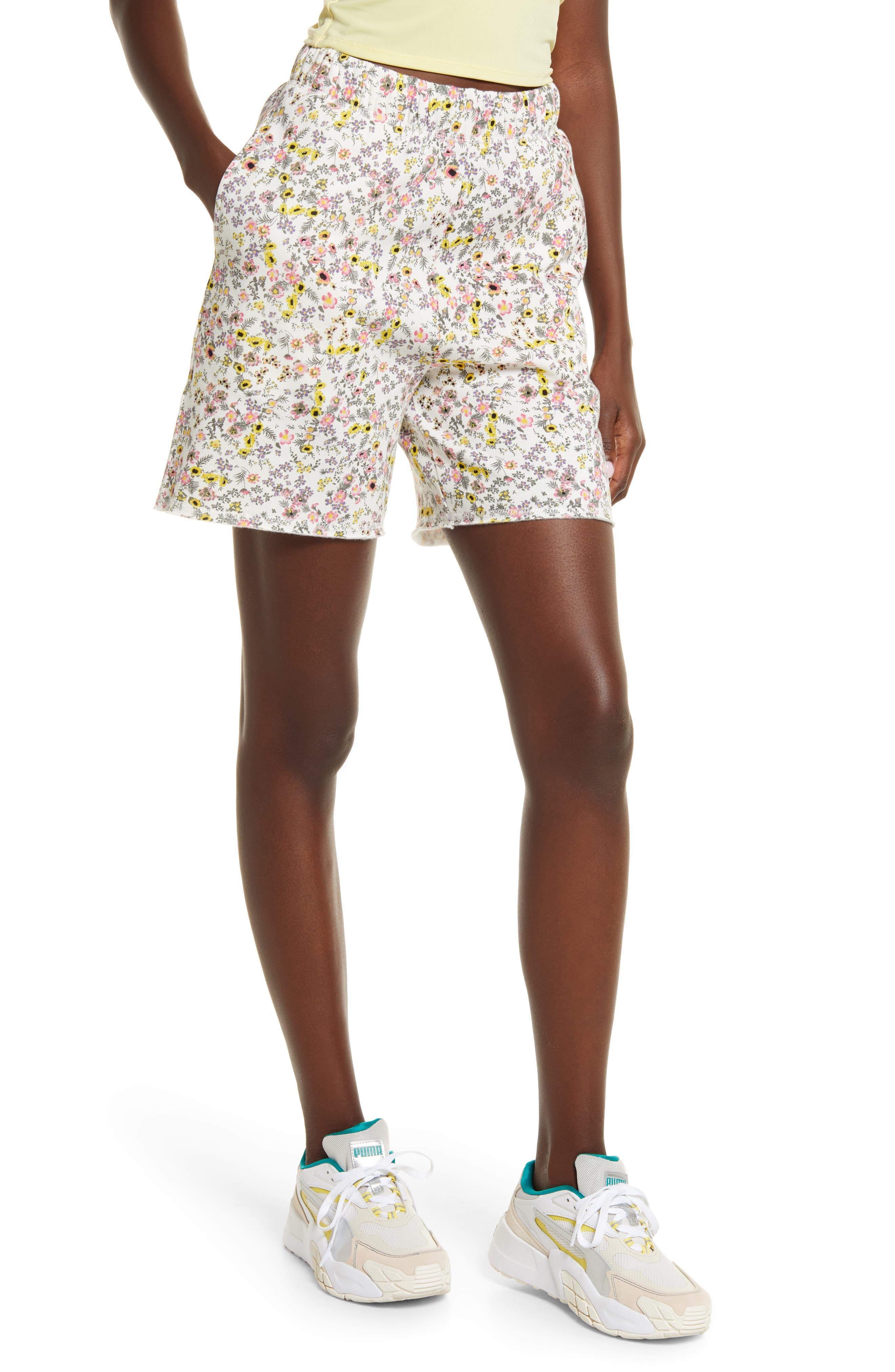 Zamia French Terry Shorts