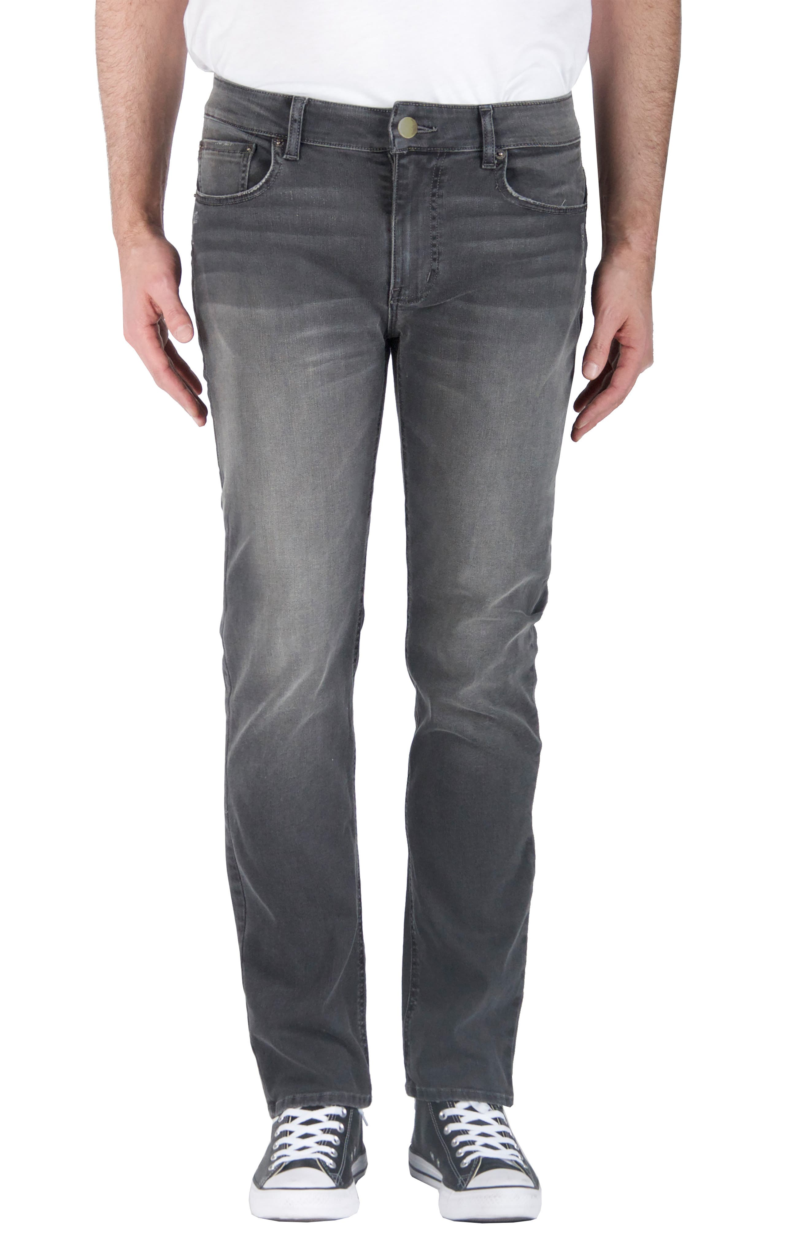 Men's Modern American Ventura Straight Leg Jeans,  31 - Grey