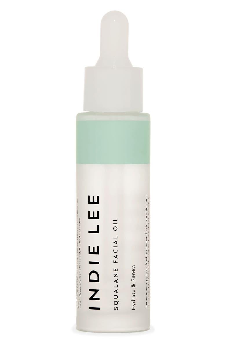 INDIE LEE Squalane Facial Oil, Main, color, NO COLOR