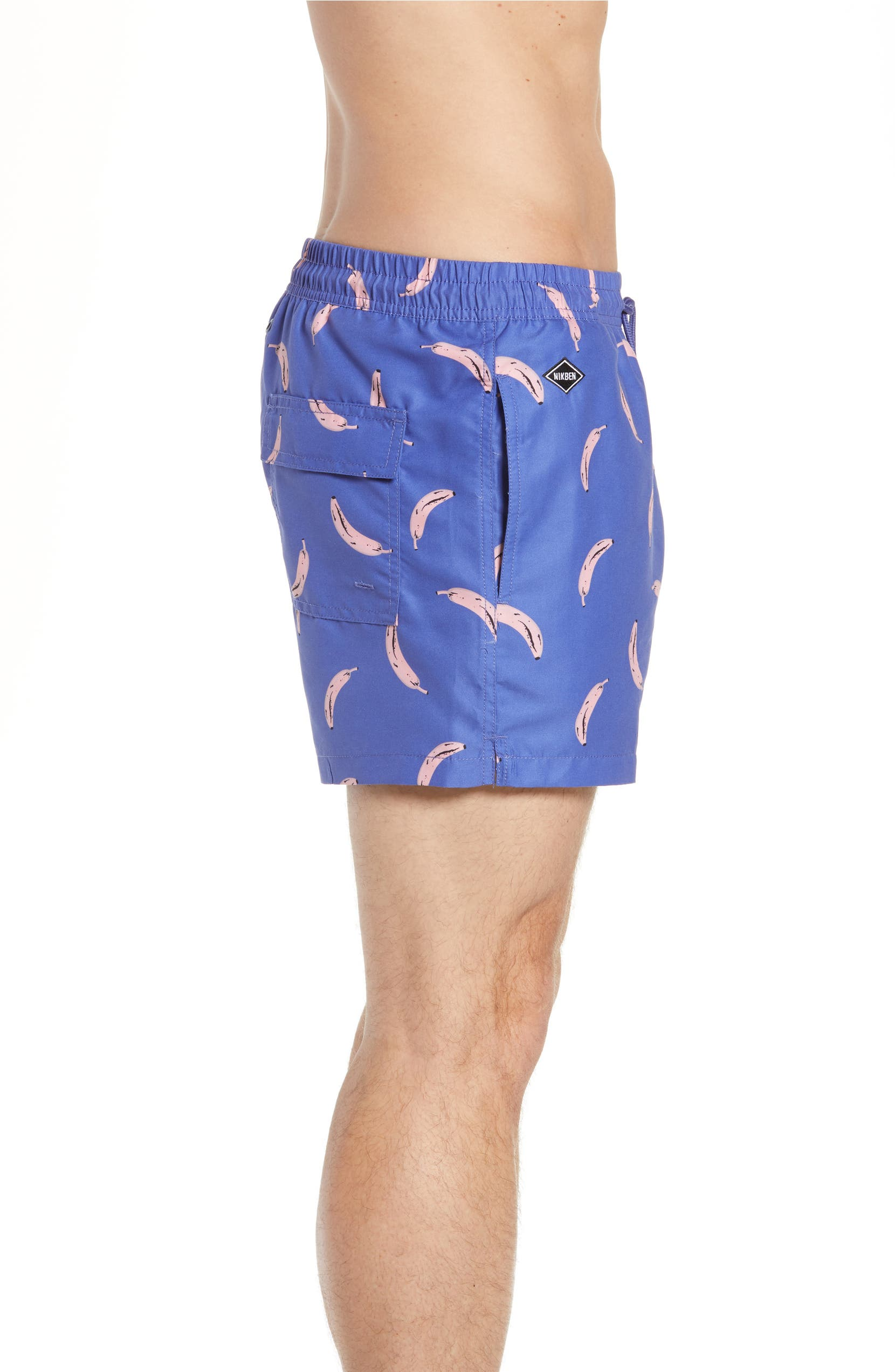 8915edffb6 NIKBEN Big Banana Swim Trunks | Nordstrom