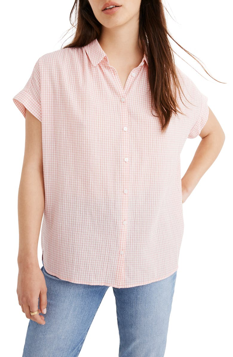 Central Gingham Check Shirt by Madewell