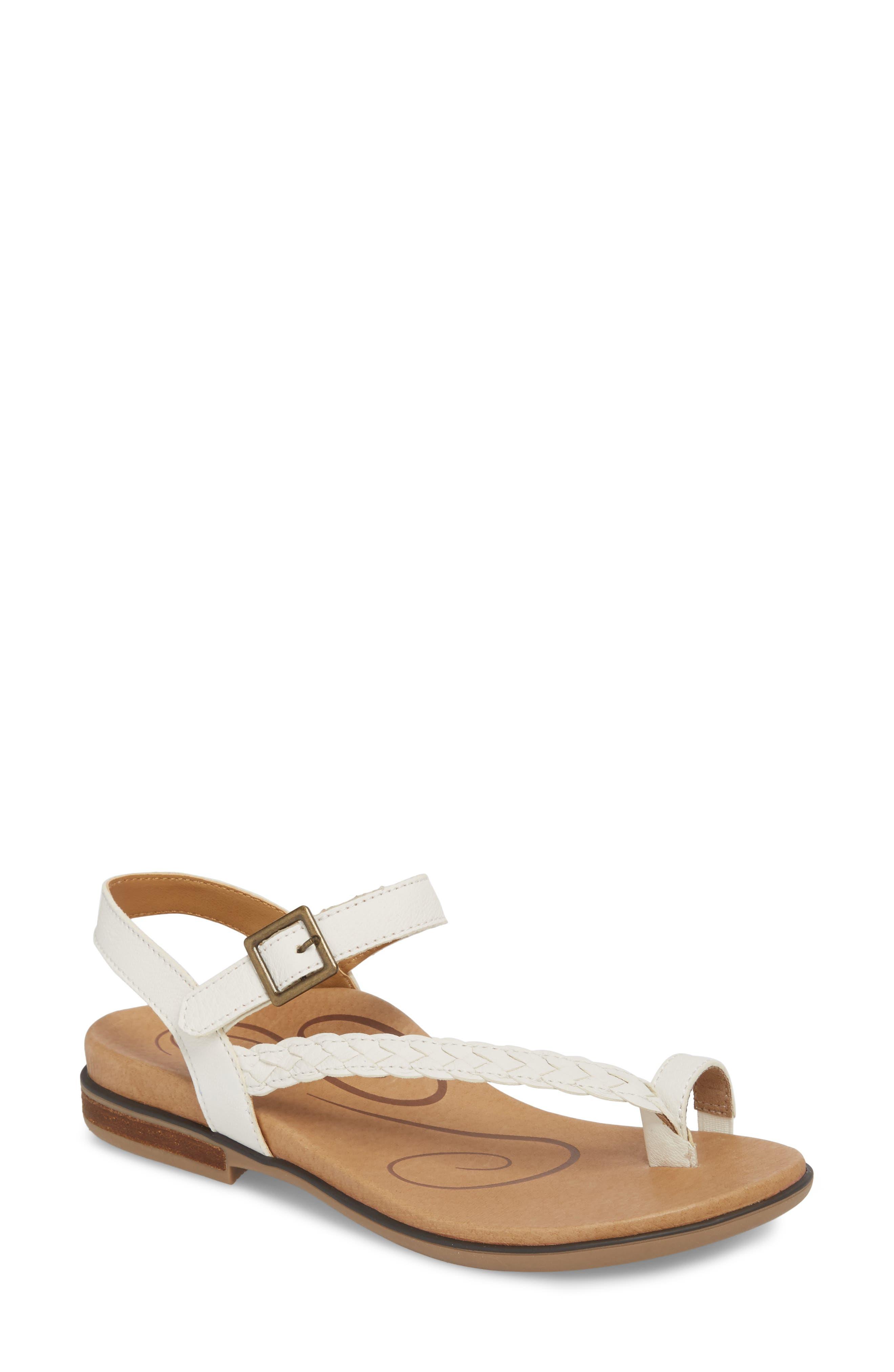 Evie Braided Strap Sandal