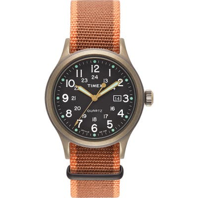 Timex Archive Allied Nato Strap Watch, 40Mm