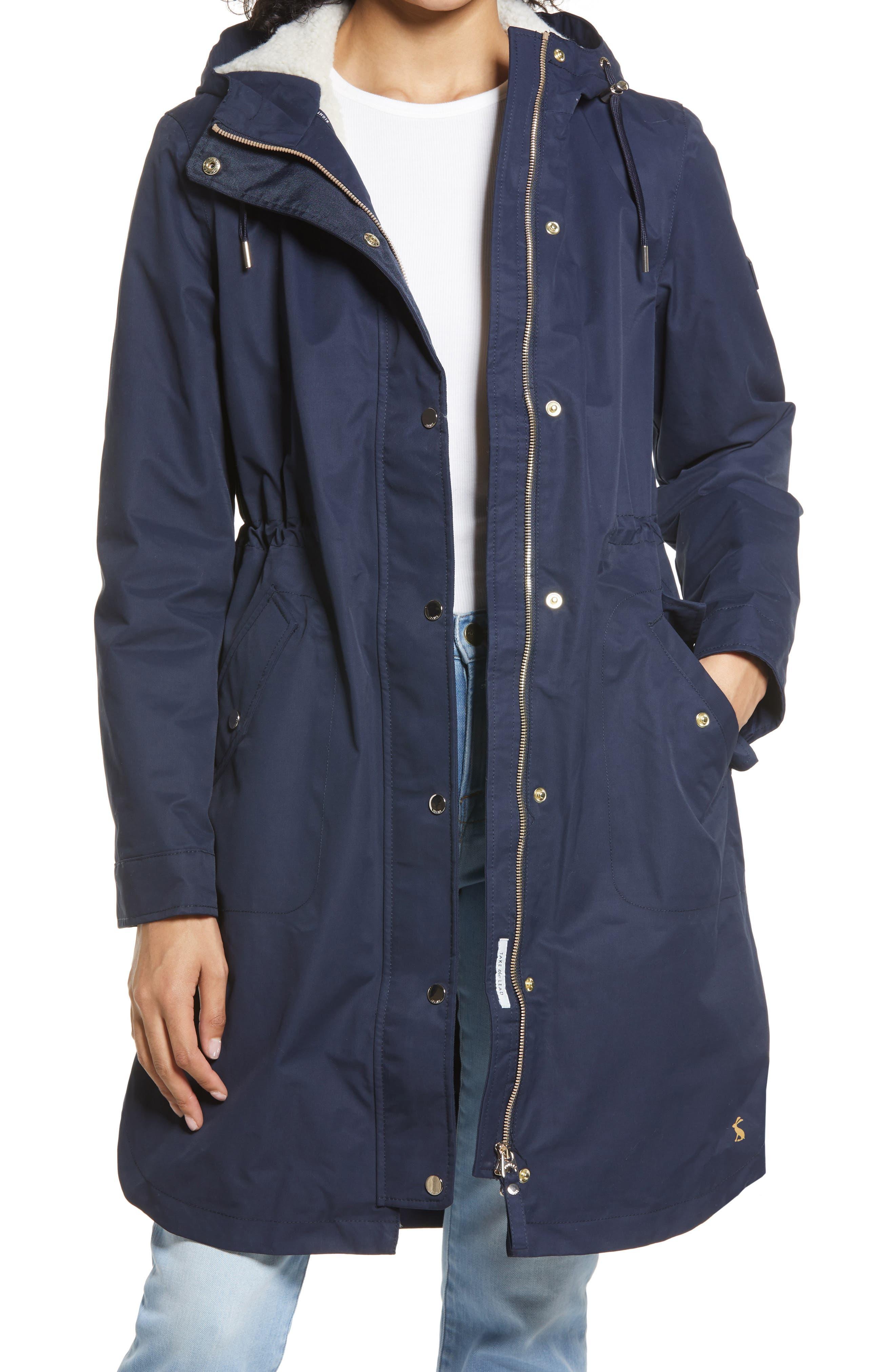 Loxley Waterproof Hooded Raincoat