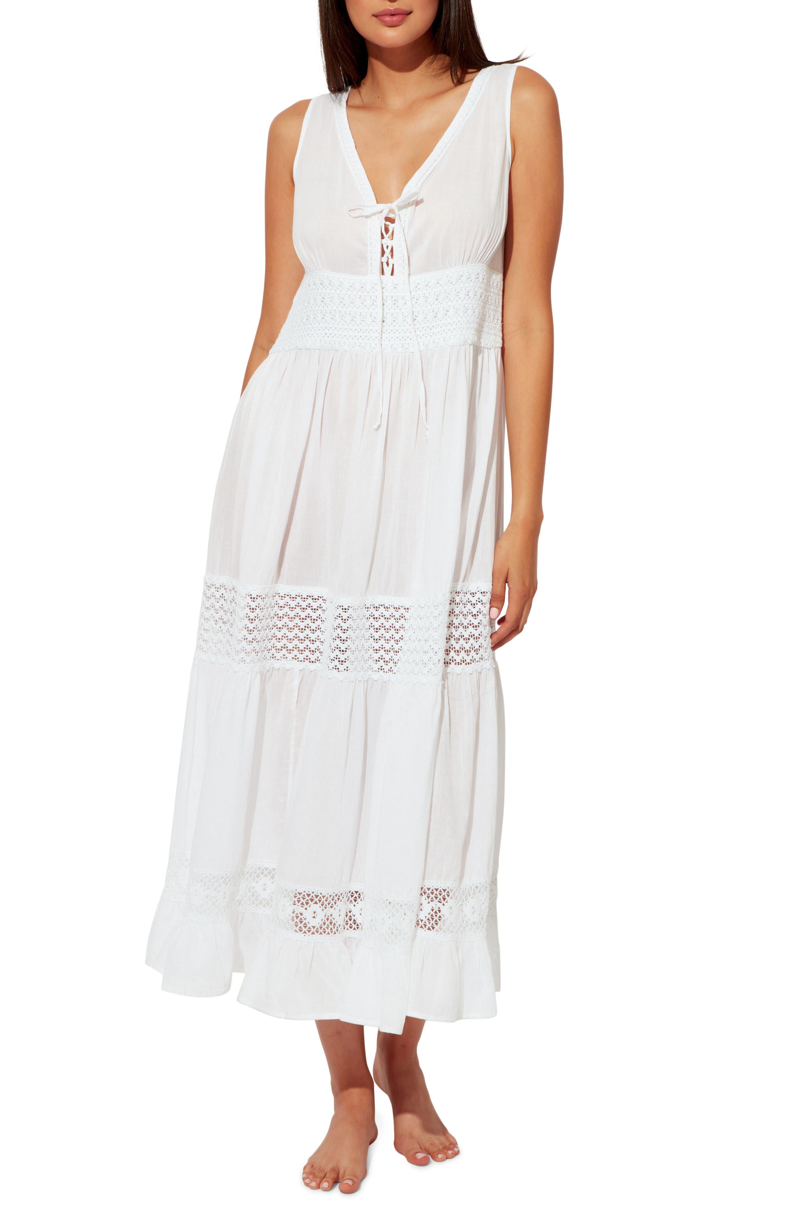 India Bazaar Cover-Up Dress