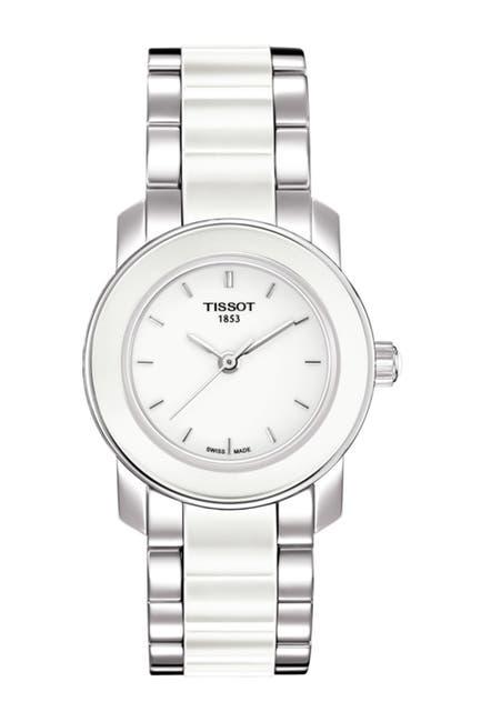 Image of Tissot Women's Cera Bracelet Watch, 28mm
