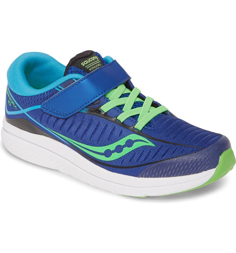 SAUCONY Kinvara<sup>®</sup> 10 Sneaker, Main, color, BLUE/ GREEN