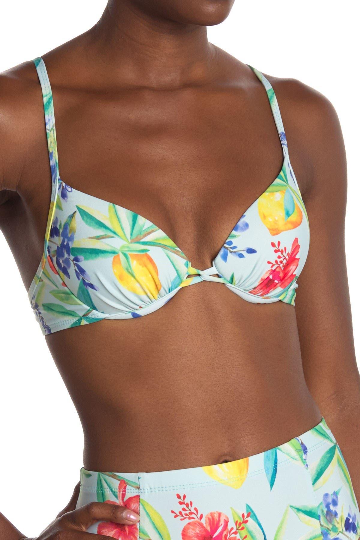 Image of Athena Simple Pleasures Swim bra