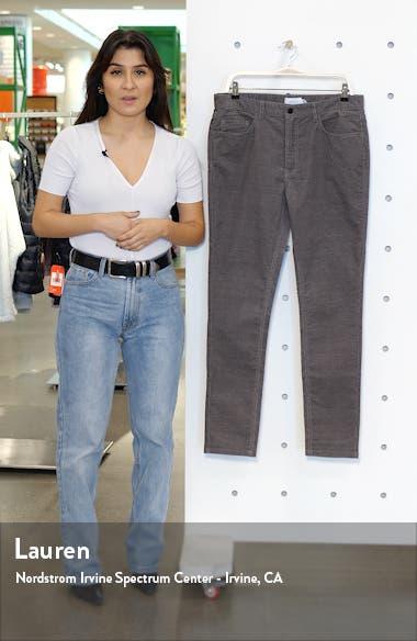 Microcord Skinny Fit Pants, sales video thumbnail