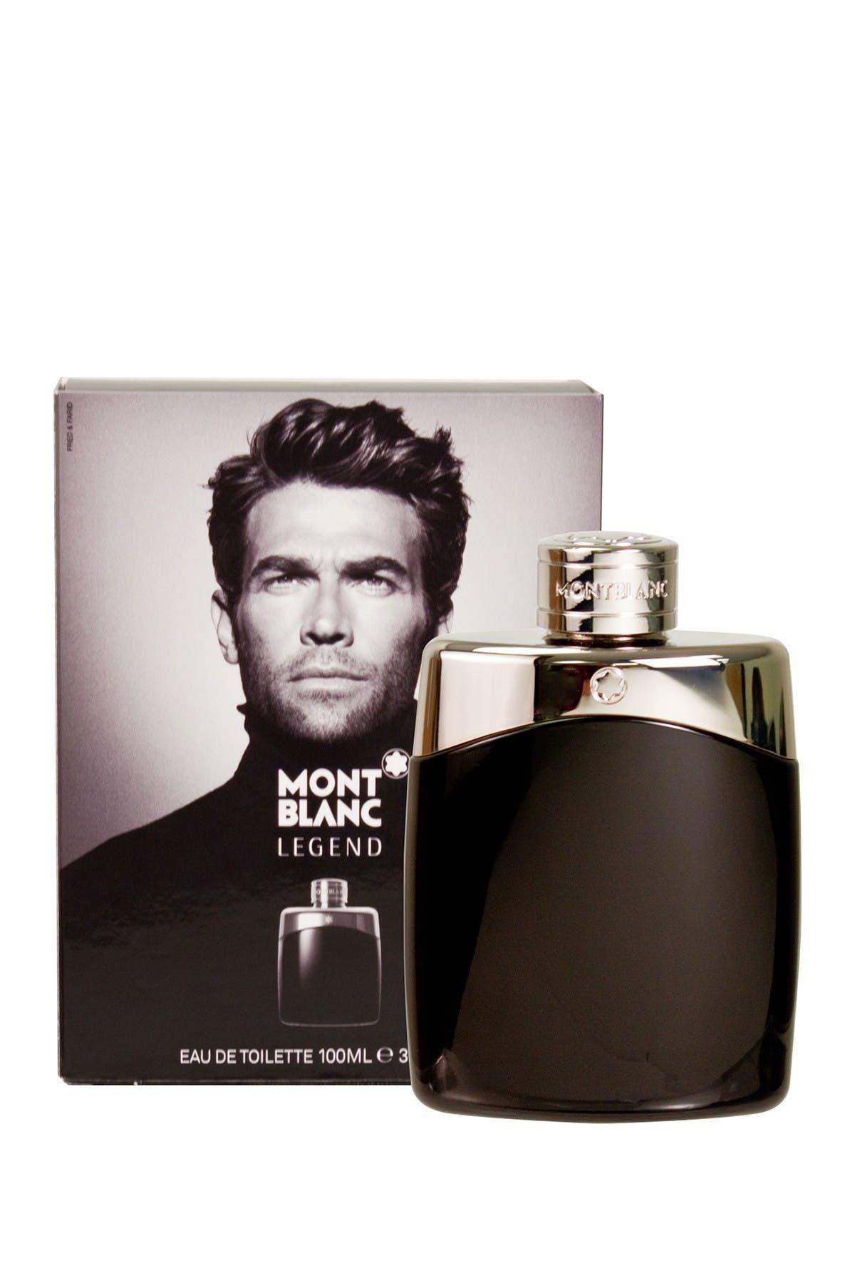 Image of Montblanc Men's Mont Blanc Legend Eau de Toilette Spray - 3.3 fl. oz.