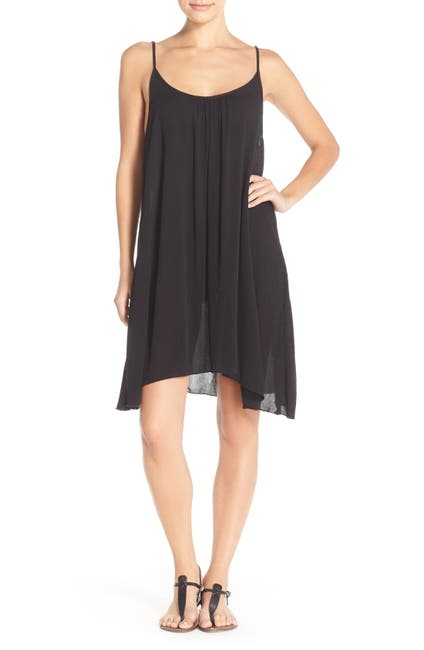 Image of ELAN Cover-Up Slip Dress