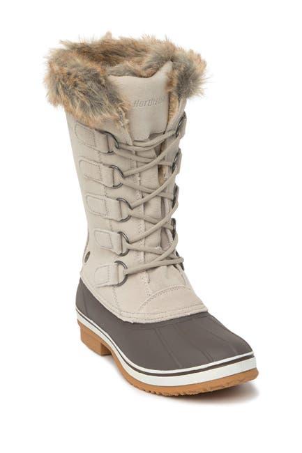 Image of NORTHSIDE Kathmandu Faux Fur Lined Duck Boot - Wide Width