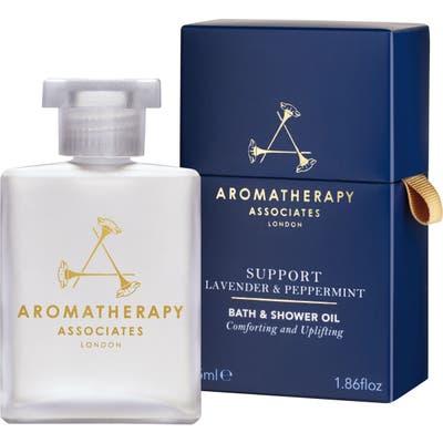 Aromatherapy Associates Support Lavender & Peppermint Bath & Shower Oil