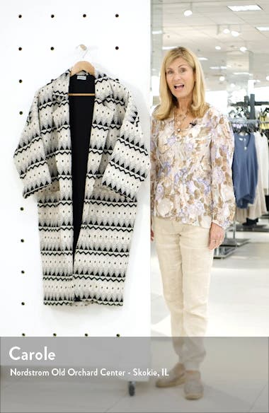 Oversize Blazer, sales video thumbnail