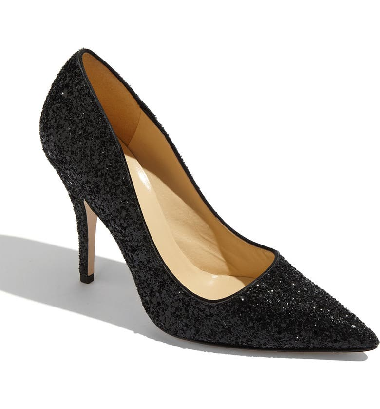 KATE SPADE NEW YORK 'licorice too' pump, Main, color, 001