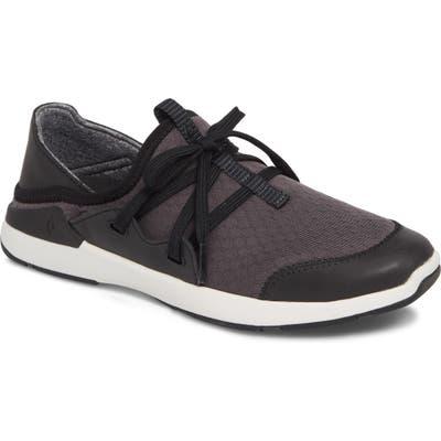 Olukai Miki Li Convertible Sneaker- Black
