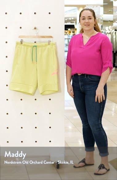 Jordan Jumpman Air Fleece Drawstring Shorts, sales video thumbnail