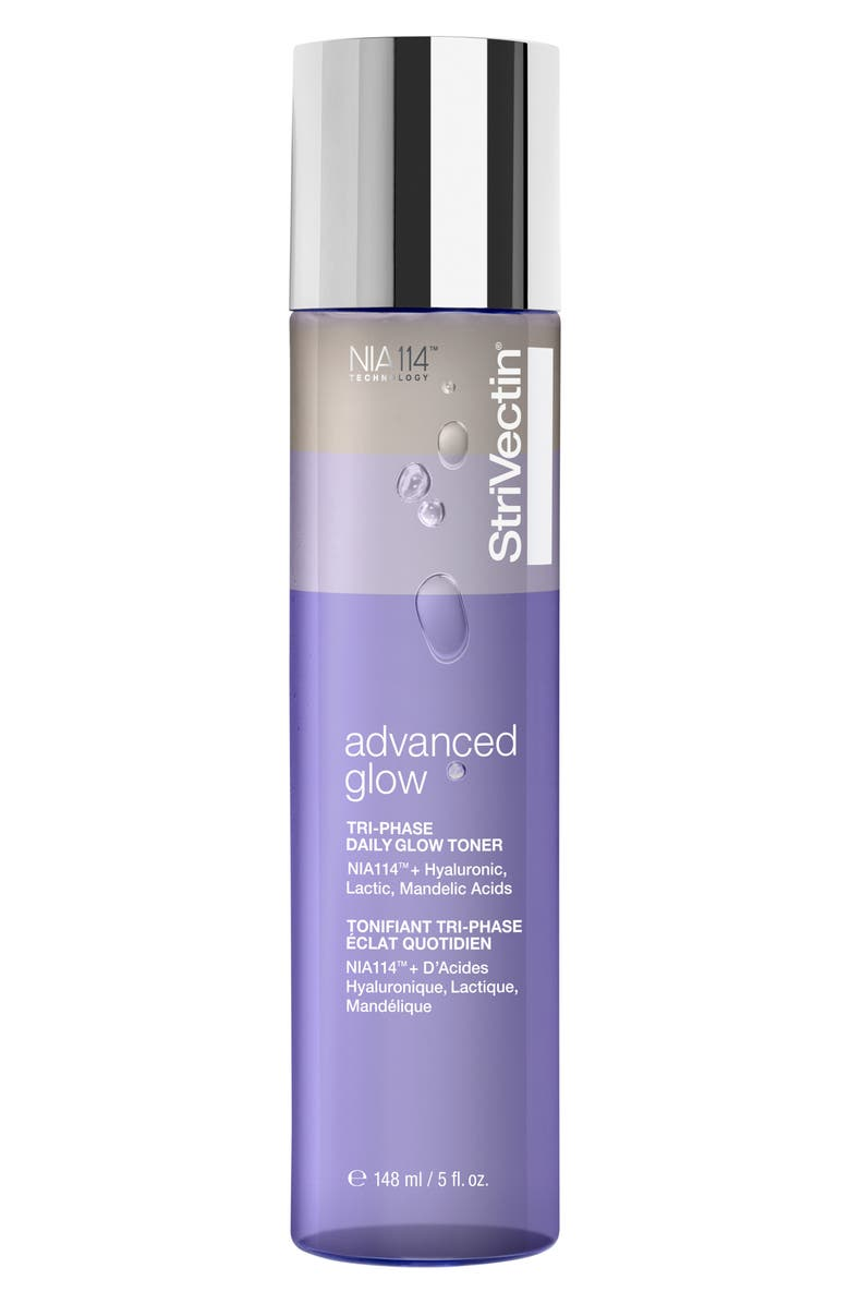 STRIVECTIN<SUP>®</SUP> Tri-Phase Daily Glow Toner, Main, color, NO COLOR