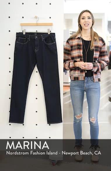 Ashdown Slim Straight Fit Jeans, sales video thumbnail