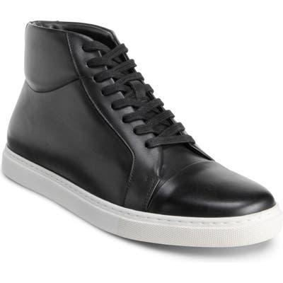 Allen Edmonds Cooper High-Top Sneaker - Black