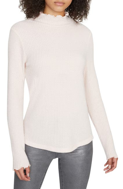 Image of Sanctuary Pearla Waffle Knit Top