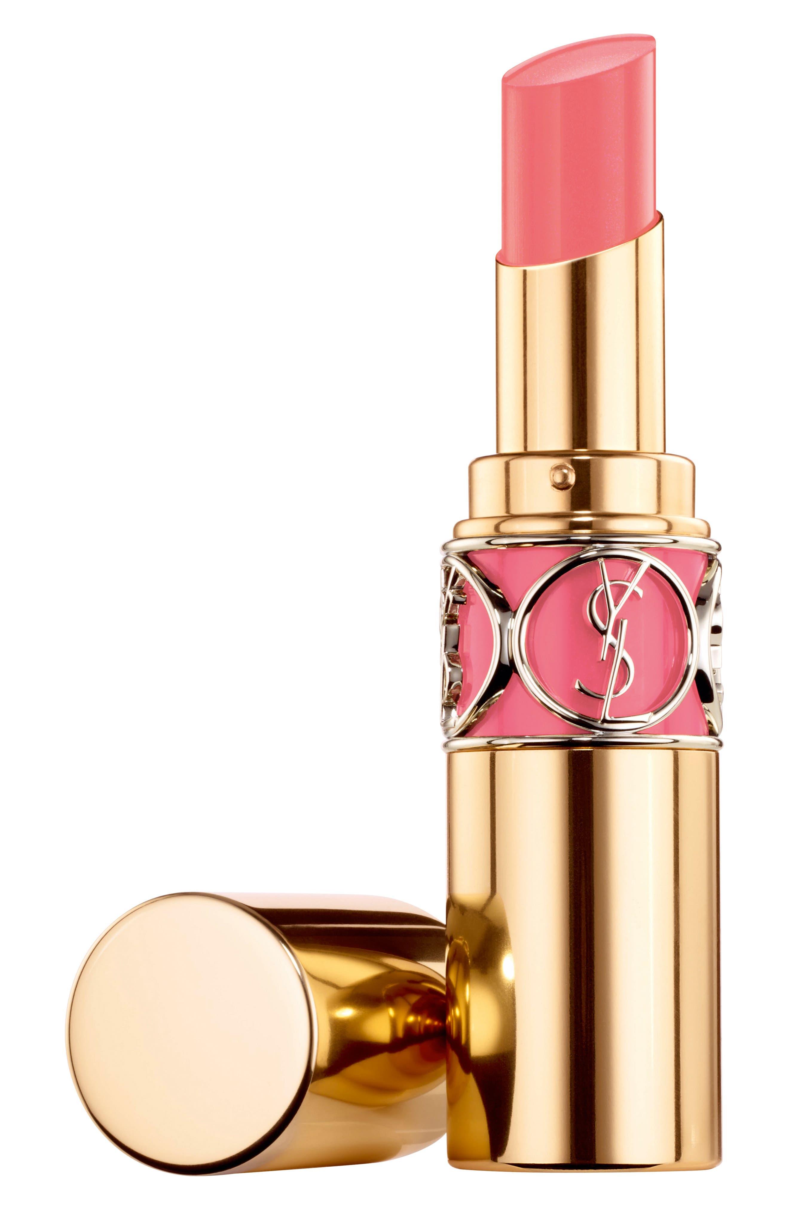 Yves Saint Laurent Rouge Volupte Shine Oil-In-Stick Lipstick - 41 Corail A Porter