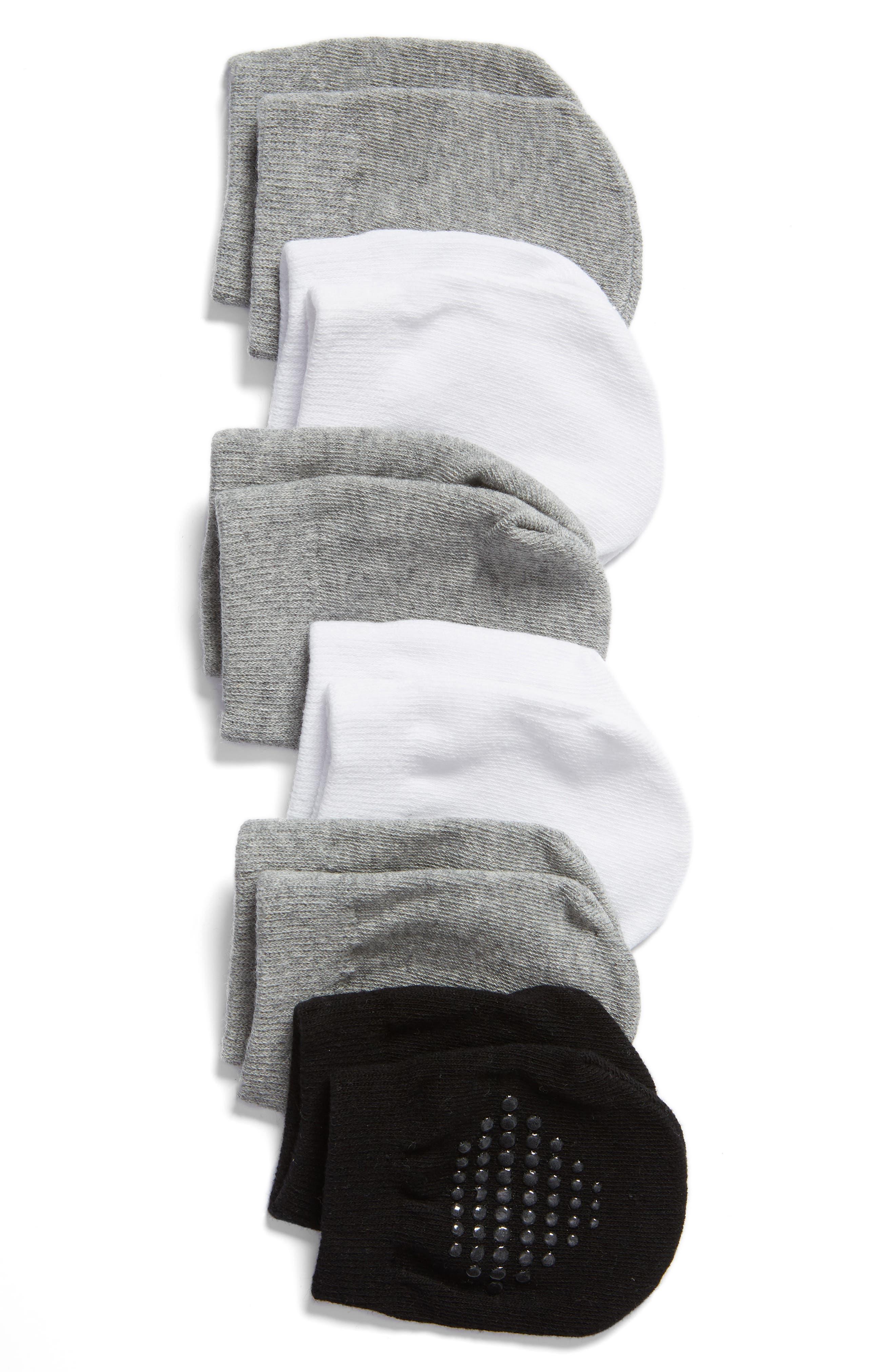 Nordstrom 6-Pack Mule Socks