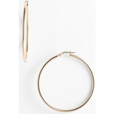 Roberto Coin 45Mm Gold Hoop Earrings