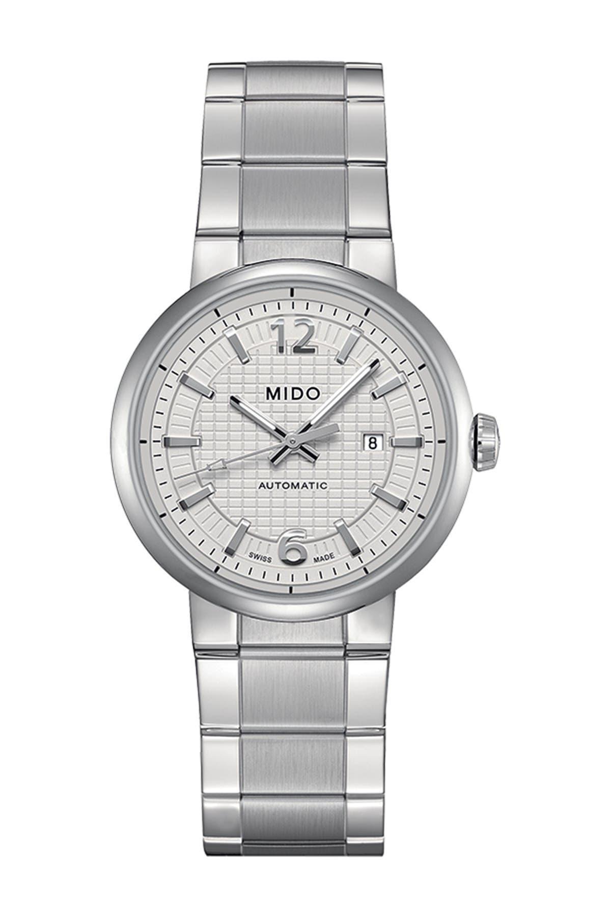 Image of MIDO Women's Great Wall Automatic Bracelet Watch, 31mm