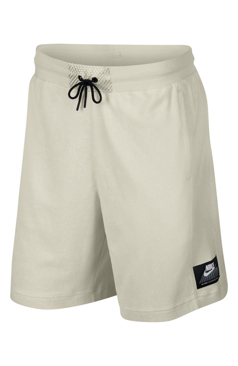 NIKE Sportswear Terry Athletic Shorts, Main, color, 072