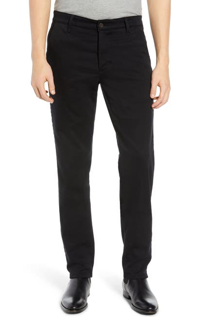 Image of AG Marshall Slim Tuxedo Pants