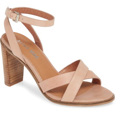 Alias Mae Emi Ankle Strap Sandal, Pink