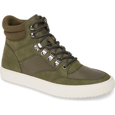 Bp. Cash High Top Sneaker,12.5 - Green