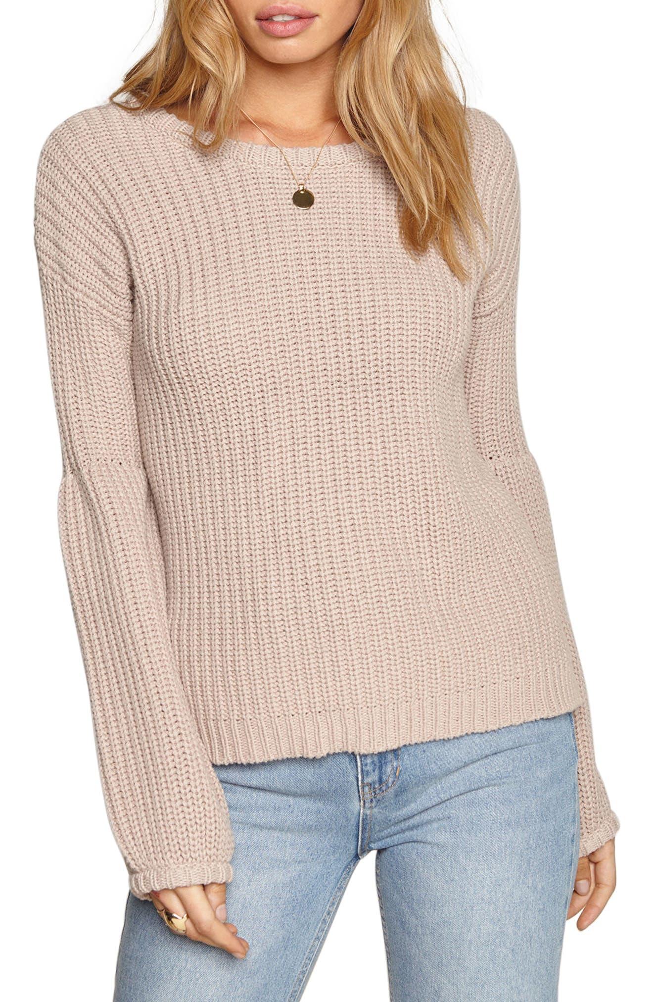 Image of Amuse Society Braxton Sweater