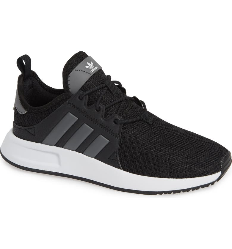 ADIDAS X_PLR Sneaker, Main, color, CORE BLACK/ GREY FOUR/ WHITE