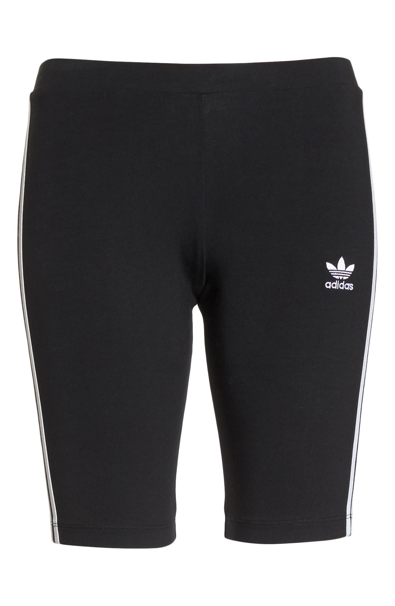 ,                             Cycling Shorts,                             Alternate thumbnail 7, color,                             BLACK