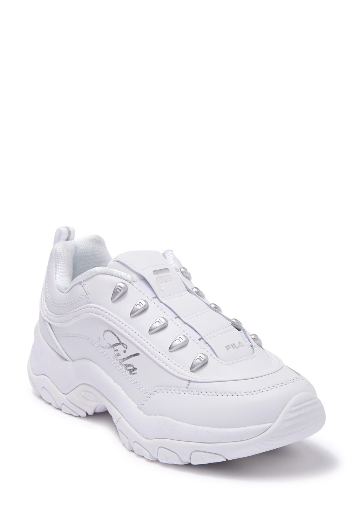 FILA USA   Strada G Slip-On Sneaker