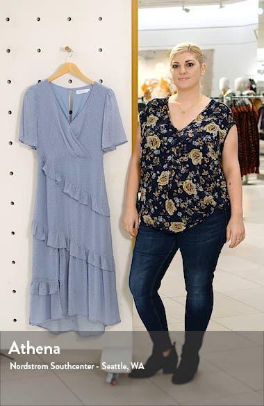 Tiered Ruffle Dress, sales video thumbnail