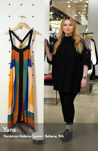 Miranda Sleeveless Midi Dress, sales video thumbnail